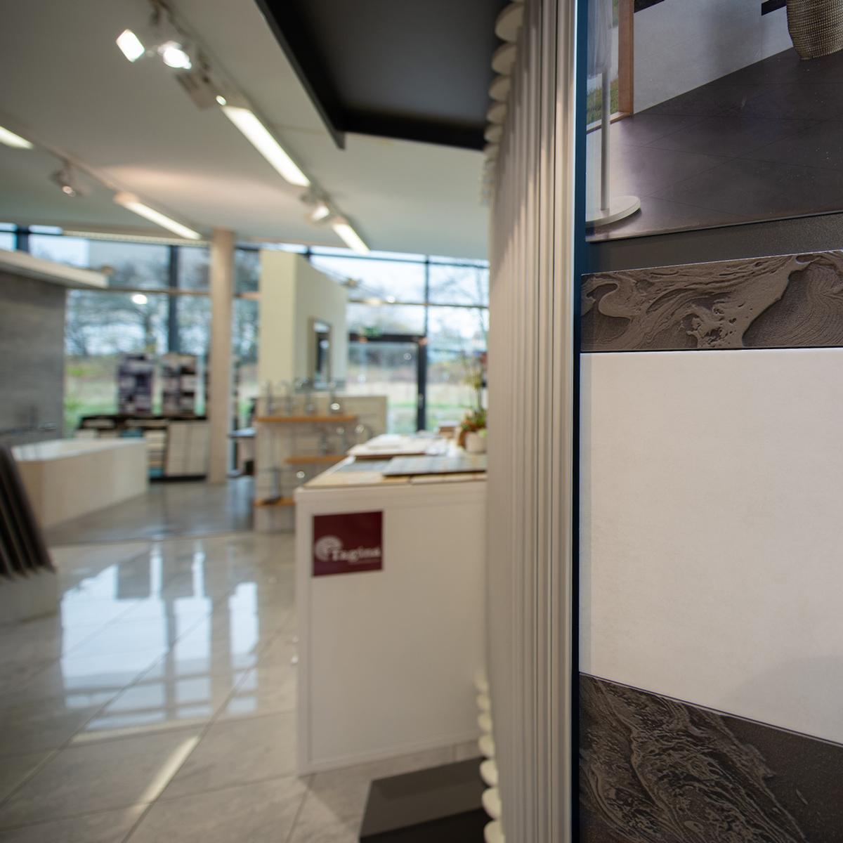 Fliesen Steingass Ausstellung